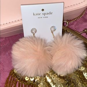 NWT ♠️ KATE SPADE EARRINGS